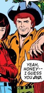 Robert Landers (Earth-616) from Fantastic Four Vol 1 134