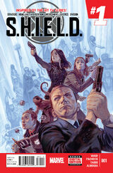 S.H.I.E.L.D. Vol 3 1