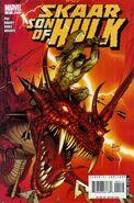 Skaar Son of Hulk Vol 1 2