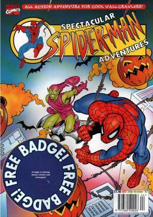 Spectacular Spider-Man (UK) Vol 1 027