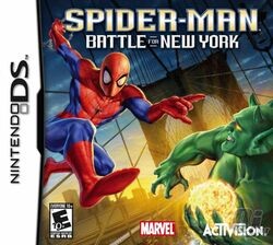 Spider-Man Battle for New York