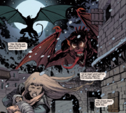 Symbiote Dragons (Earth-616) from Scream Curse of Carnage Vol 1 2 002