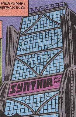 Synrhia (Earth-928) Ravage 2099 Vol 1 16