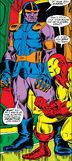 Iron Man Vol 1 55 page 23 Thanos (Earth-616)