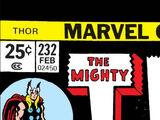 Thor Vol 1 232