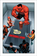 Thunderbolts (Red Hulk) (Earth-616) from Thunderbolts Vol 2 10 0001