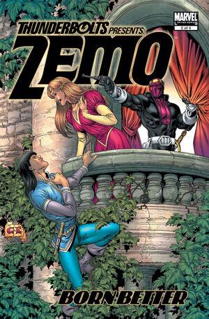Thunderbolts Presents Zemo Born Better Vol 1 2