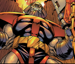 Tyros (Earth-2301) from Marvel Mangaverse Vol 1 3 0001