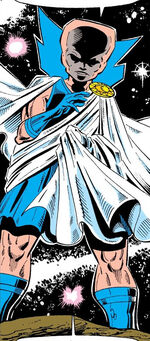 Uatu (Earth-691) from Guardians of the Galaxy Vol 1 2 0001