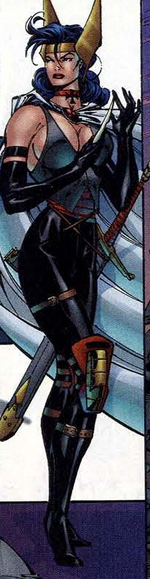 Valkyrie (Heroes Reborn) (Earth-616) from Captain America Vol 2 7 001
