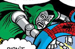 Victor von Doom (Earth-600625) from Startling Stories Megalomaniacal Spider-Man Vol 1 1 001