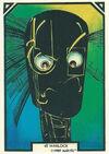 Warlock (Technarch) (Earth-616) from Arthur Adams Trading Card Set 0001