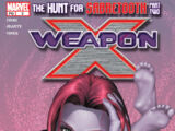 Weapon X Vol 2 2