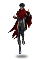 William Kaplan (Earth-TRN258) from Marvel Heroes (video game) 0001