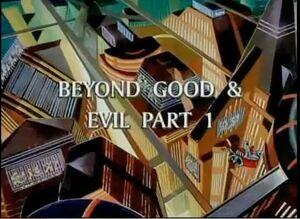 X-Men The Animated Series Season 4 8 Screenshot