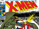 X-Men Vol 1 61