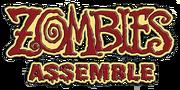 Zombies Assemble Vol 1 0 Logo