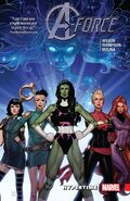 A-Force TPB Vol 1 1 Hyperfine
