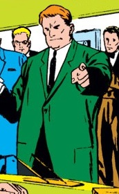 Adams (Earth-616) from Tales of Suspense Vol 1 63 001