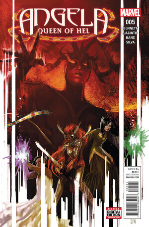Angela Queen of Hel Vol 1 5