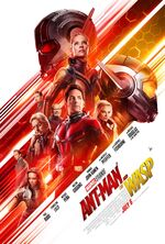 Ant-Man and the Wasp (film) poster 002
