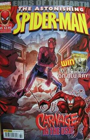 Astonishing Spider-Man Vol 3 89