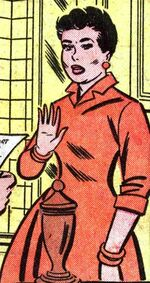 Baxter (Earth-616) from A Date with Patsy Vol 1 1 0001