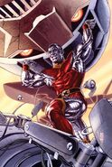 Black Panther Vol 6 13 ResurrXion Variant Textless