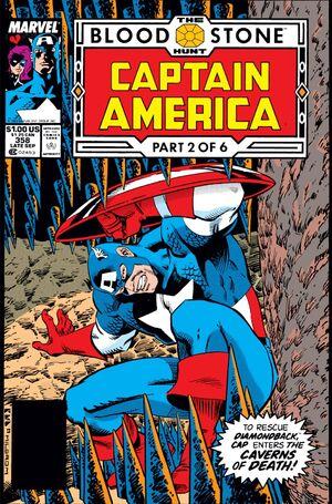 Captain America Vol 1 358