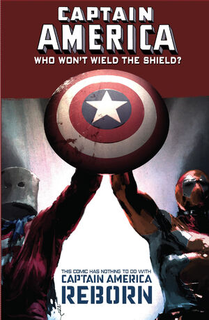 Captain America Who Won't Wield the Shield Vol 1 1