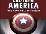 Captain America: Who Won't Wield the Shield Vol 1 1