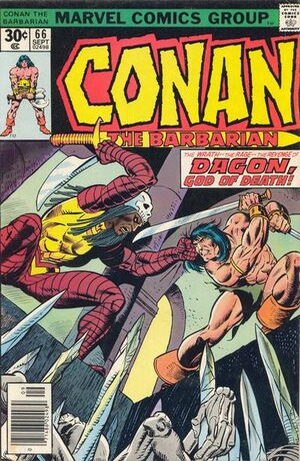 Conan the Barbarian Vol 1 66