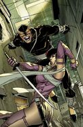 Daken Dark Wolverine Vol 1 6 Textless