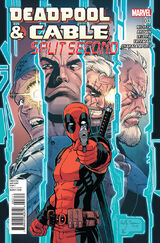 Deadpool & Cable: Split Second Vol 1 3