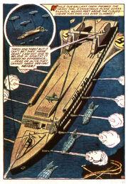 Der Tag (Airship) from All Winners Comics Vol 1 11 0001