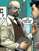 Dr. Kettlewell (Earth-616) from Nova Vol 5 11 002