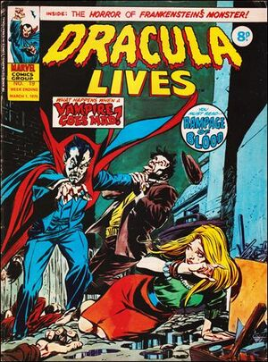 Dracula Lives (UK) Vol 1 19