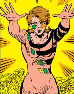 Edith Freiberg (Earth-712) from Squadron Supreme Vol 1 11 0001