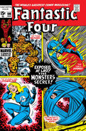 Fantastic Four Vol 1 106