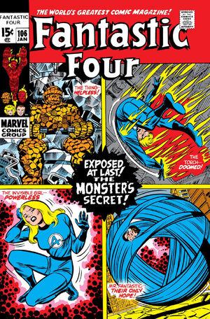 Fantastic Four Vol 1 106