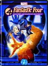 Fantastic Four World's Greatest Heroes DVD Vol 1
