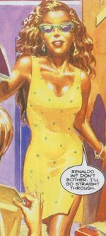 Ginger Beach (Earth-616) from Tales of the Marvels - Wonder Years Vol 1 1 0001