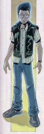 Hack (Mutant) (Earth-616) from Excalibur Vol 3 2 0001