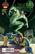 Hail Hydra Vol 1 2