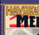 Havok and Wolverine Meltdown Vol 1 1