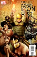 Immortal Iron Fist Vol 1 22