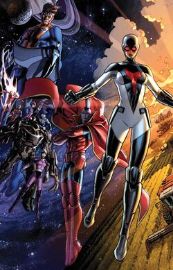 Imperial Guard (Earth-616) from Avengers Vol 5 5 cover