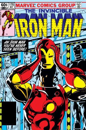 Iron Man Vol 1 170