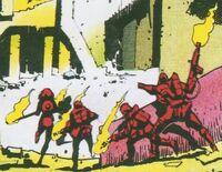 Jones Boys (Earth-5555) from Dragon's Claws Vol 1 5 0001