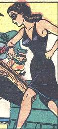 Lenora Moore (Earth-616) from Captain America Comics Vol 1 66 0001
